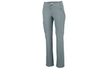 Columbia Women&#039;s Back Up Dolomite Straight Leg Pant light metal